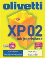 Comprar cartucho de tinta alta capacidad B0218 de Olivetti online.