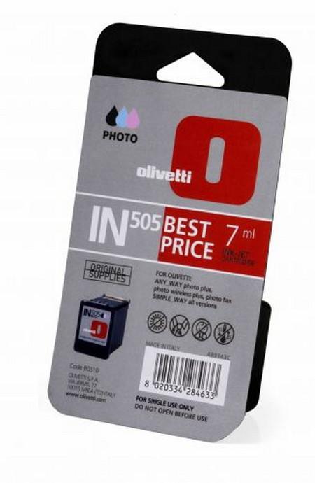 Comprar cartucho de tinta B0510 de Olivetti online.