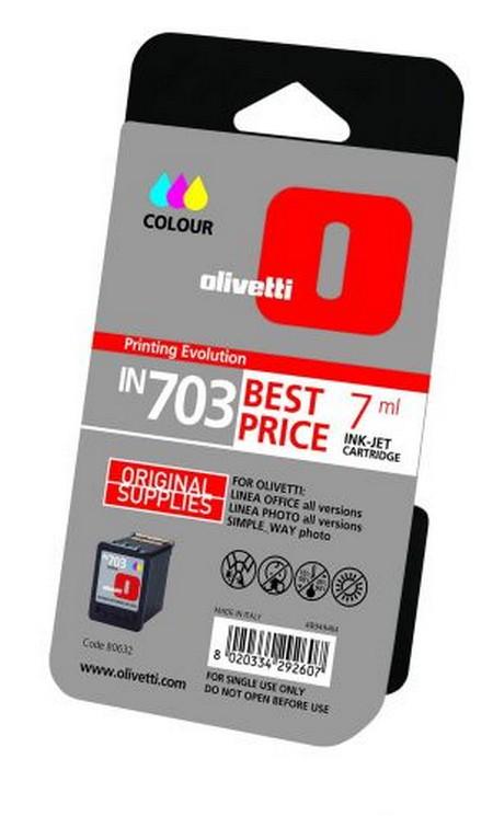 Comprar cartucho de tinta B0632 de Olivetti online.