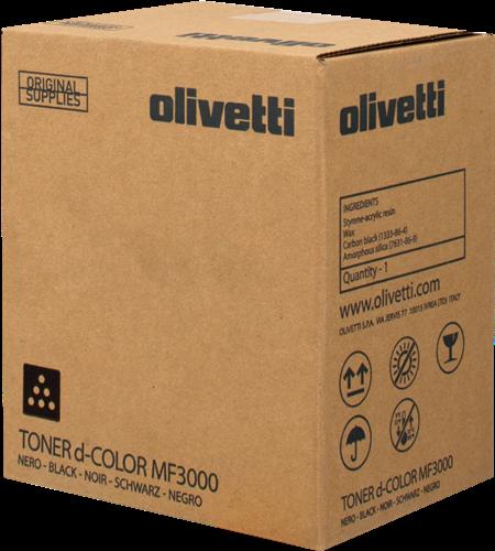 Cartucho de toner Copiadora negro-+D- Color MF3000
