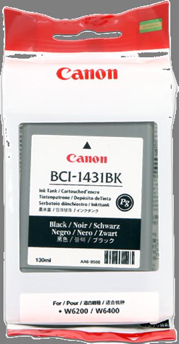 Cartuchos de tinta CARTUCHO DE TINTA NEGRO CANON BCI-1431BK