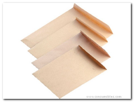 Bolsas kraft UNIPAPEL AUTODEX BOLSAS CAJA 250 UD 184X261 KRAFT NATURAL VERJURADO AUTODEX 07839