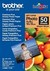 10 x 15 cm PAPEL GLOSSY 10X15, 50 HOJAS BROTHER