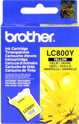 CARTUCHO DE TINTA AMARILLO BROTHER