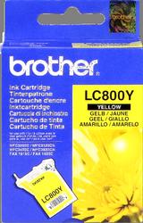 CARTUCHO DE TINTA AMARILLO BROTHER