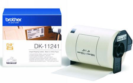 Comprar Etiquetas precortadas DK11241 de Brother online.
