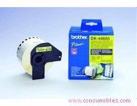 Comprar Cintas para rotular DKN55224 de Brother online.