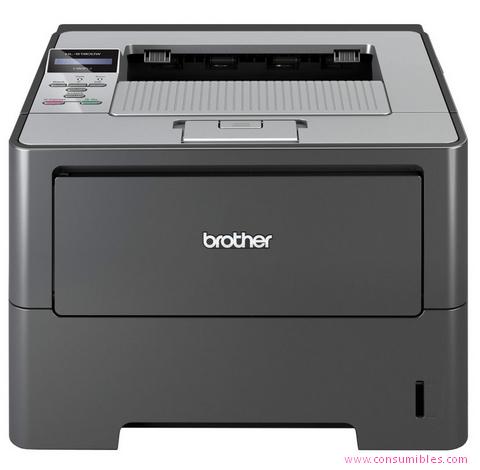 BROTHER IMPRESORA LASER MONOCROMO HL-6180DW 40PPM A4 1200X1200DPI DUPLEX -WIFI HL6180DW