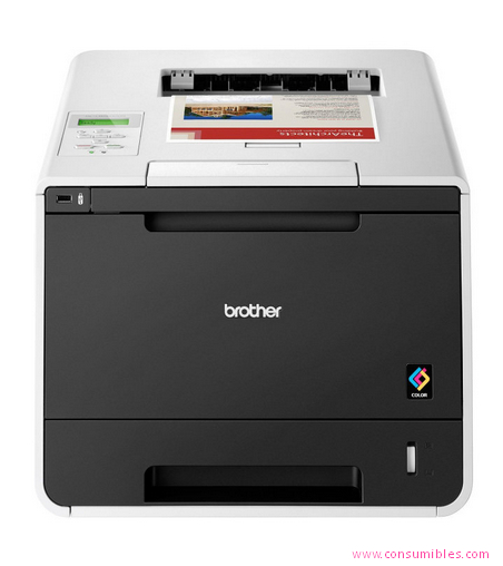 IMPRESORA LÁSER COLOR BROTHER HL-L8250CDN