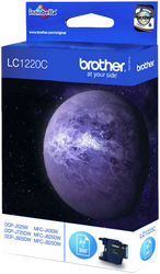 Cartucho de Tinta Cian Brother LC-1220C