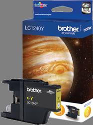 Comprar cartucho de tinta LC1240Y de Brother online.