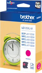 CARTUCHO DE TINTA MAGENTA BROTHER LC-125