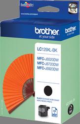 Comprar cartucho de tinta LC129XLBK de Brother online.