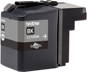 Comprar  LC12EBK de Brother online.