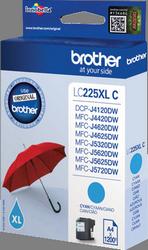 Cartucho de Tinta Cian 11.8 ml Brother LC-225