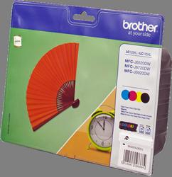 Comprar cartucho de tinta LC129XLVALBPDR de Brother online.