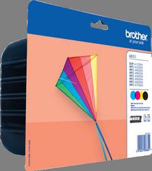 Comprar cartucho de tinta LC223VALBPDR de Brother online.