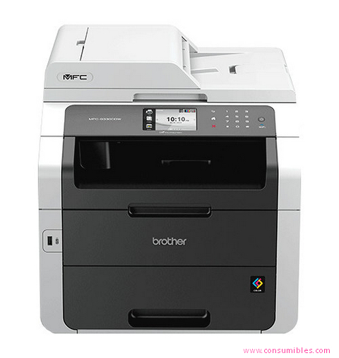 BROTHER IMPRESORA MULTIFUNCIÓN LASER MFC9330CDW COLOR 22PPM 2400X600DPI A4 MFC9330CDW