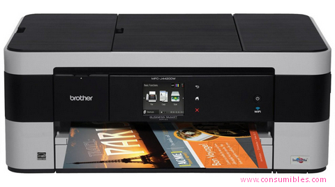 BROTHER IMPRESORA MULTIFUNCIÓN INYECCION MFC-J4420DW COLOR 35PPM 6000X1200DPI A4 MFCJ4420DW