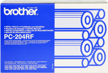 cinta Transferencia Termica Pack 4 Brother