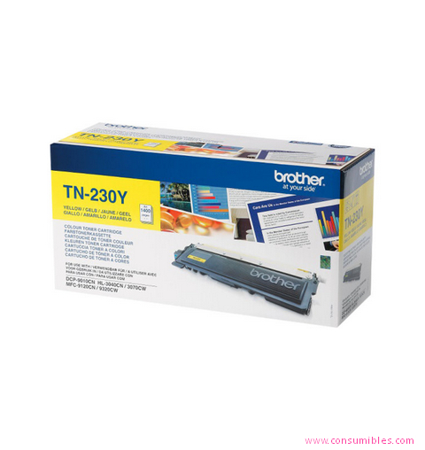 Comprar cartucho de toner ZTN230Y de Compatible online.