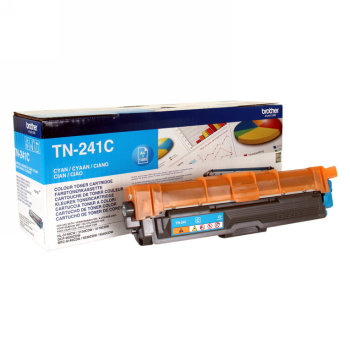 Comprar cartucho de toner TN241C de Brother online.