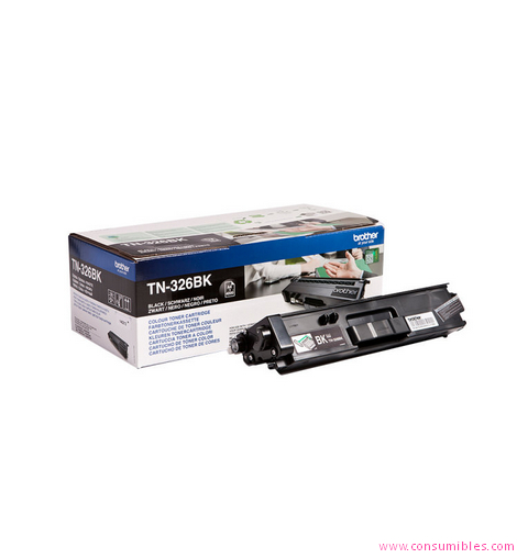 Comprar cartucho de toner TN326BK de Brother online.