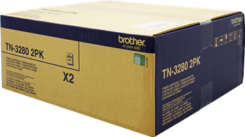 MULTIPACK NEGRO TN-3280 PACK 2 BROTHER TN-3280TWIN
