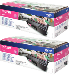 Comprar cartucho de toner TN329MTWIN de Brother online.