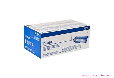 Comprar cartucho de toner TN3380 de Brother online.