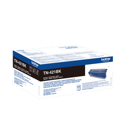 Comprar cartucho de toner TN421BK de Brother online.