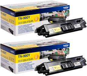 Comprar cartucho de toner TN900YTWIN de Brother online.