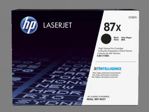 Comprar cartucho de toner alta capacidad CF287X de HP online.