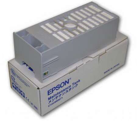 Cartuchos de tinta TANQUE DE MANTENIMIENTO EPSON C890191