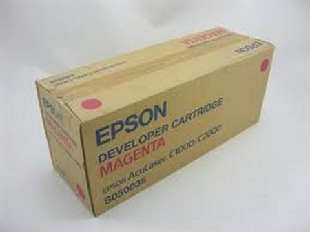 Comprar cartucho de toner C13S050035 de Epson online.