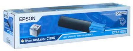 Comprar cartucho de toner alta capacidad C13S050189 de Epson online.