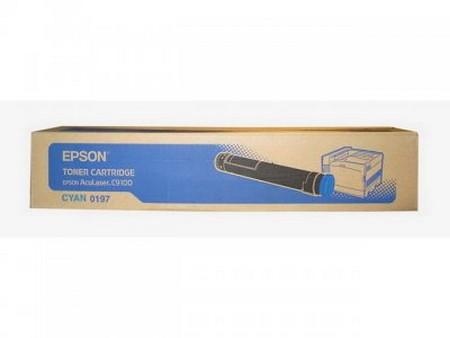 Comprar cartucho de toner C13S050197 de Epson online.