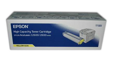 Comprar cartucho de toner alta capacidad C13S050226 de Epson online.