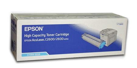 Comprar cartucho de toner alta capacidad C13S050228 de Epson online.