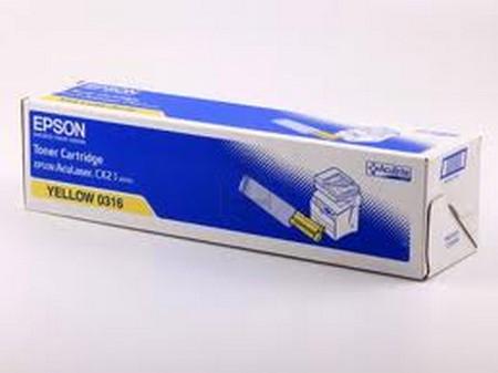 Comprar cartucho de toner C13S050316 de Epson online.