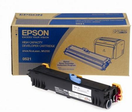 Comprar cartucho de toner C13S050521 de Epson online.