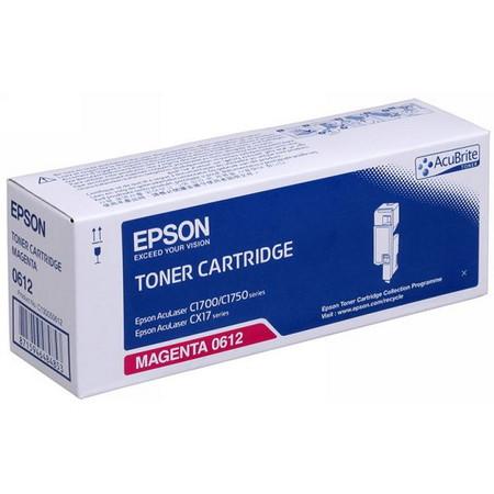 Comprar cartucho de toner C13S050612 de Epson online.