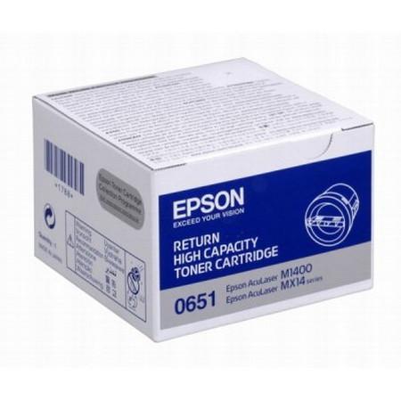 Comprar cartucho de toner C13S050651 de Epson online.