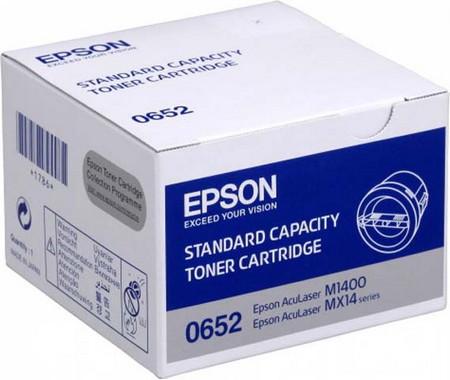 Comprar cartucho de toner C13S050652 de Epson online.