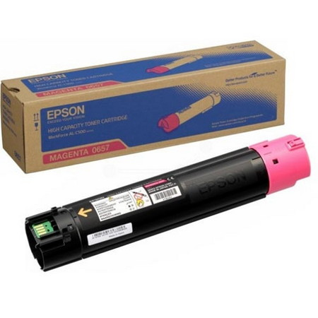 Comprar cartucho de toner C13S050657 de Epson online.
