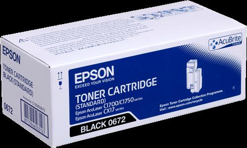 Comprar cartucho de toner C13S050672 de Epson online.