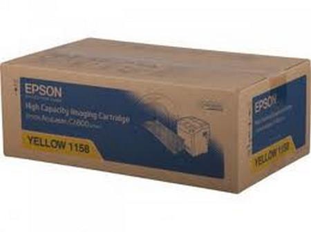 Comprar cartucho de toner alta capacidad C13S051158 de Epson online.