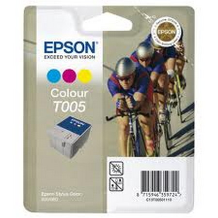CARTUCHO DE TINTA COLOR 67 ML EPSON T0050