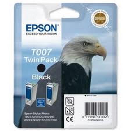 Comprar Pack 2 cartuchos de tinta C13T00740210 de Epson online.