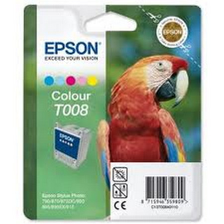 CARTUCHO DE TINTA COLOR 46 ML EPSON T008